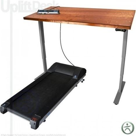 Do Treadmill Desks Slow Down Productivity? | Interesting Stuff from around the web | Scoop.it