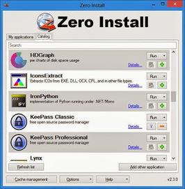 Deux solutions pour utiliser des applications portables et éviter d'occuper plus d'espace disque | Astuces | Scoop.it