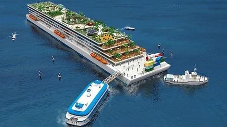 El mayor monumento al emprendedor está perdido en el mar y tiene forma de Titanic | Commons Economies | Scoop.it