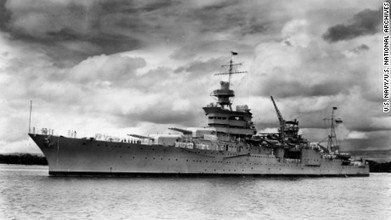 New clue on where famous WWII ship sank | DiverSync | Scoop.it