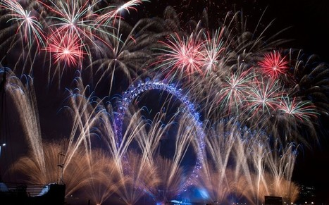 London New Year's Eve 2013 fireworks display: details - Telegraph.co.uk | London Tourist Attractions | Scoop.it