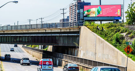 So Digital Billboard Ads Change With the Speed of Traffic Now | Real Estate Plus+ Daily News | Scoop.it