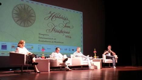 Simpósio reúne contadores de histórias de seis países em Niterói - EBC   Arte de cor   Scoop.it