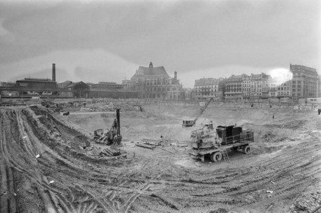 The rise and fall of Les Halles – centre of Paris's demi-monde   Quartier des Halles - et un peu plus autour de la Canopée...   Scoop.it