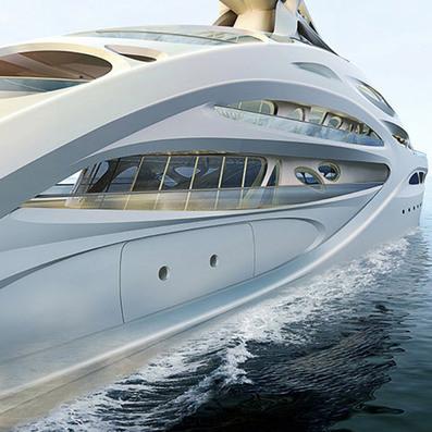 Dezeen's Imagine Shop at Selfridges features a Zaha Hadid yacht   Zaha Hadid Architects   Scoop.it