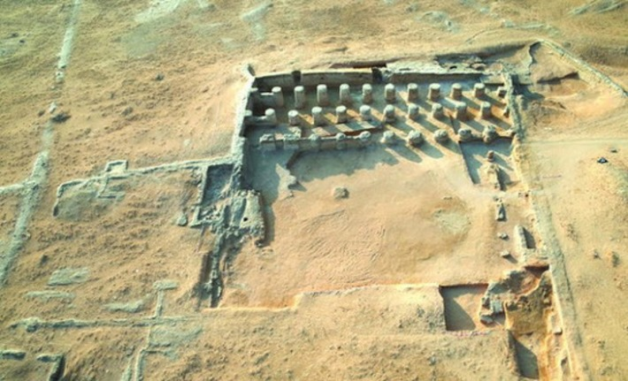 Mosque dating back to early years of Islam found in Saudi Arabia | Archaeology News Network | Kiosque du monde : Asie | Scoop.it