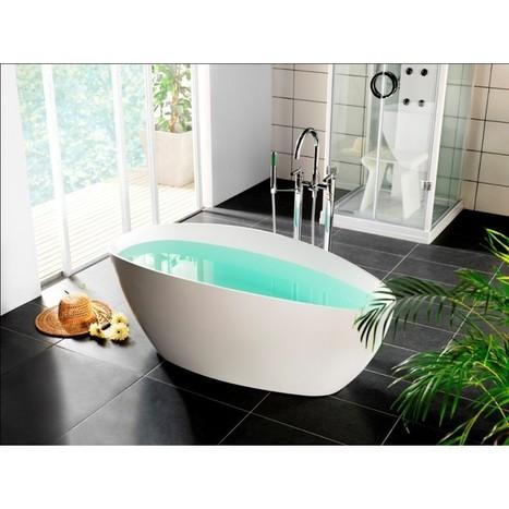 Vasche da bagno centrali Rachele. Scelta di stile. - KV Blog | Arredo Bagno | Scoop.it