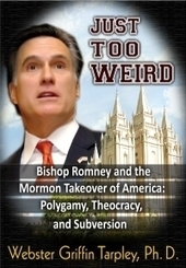 Joseph Smith's White Horse Prophecy for World Conquest Makes Romney a More Dangerous Warmonger Than George W. Bush « TARPLEY.net | News on World Events | Scoop.it