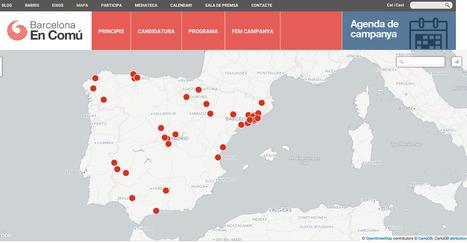 Mapa en comú | Barcelona en Comú | Los mapas del #15M | Scoop.it