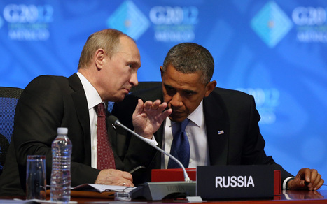 Cold War throwback: US-Russia to use nuclear 'hotline' for new cyber showdown - Washington Times | Cyber | Scoop.it