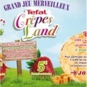 Tefal.fr : Grand Jeu Merveilleux Tefal Crêpes Land | concours du net | Scoop.it