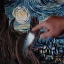Interactive Starry Night | Colossal | Interactive Inspiration | Scoop.it