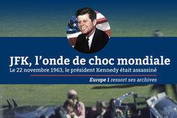 50 ans après, retour sur l'assassinat de John Fitzgerald Kennedy | John F. Kennedy | Scoop.it