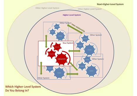 A Systems View of the Organization - Methodology - Haines Centre for Strategic Management | Systems Theory | Scoop.it