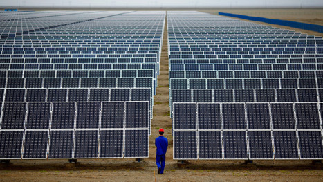 #China is totally crushing the U.S. on #renewable energy #renewables | Messenger for mother Earth | Scoop.it