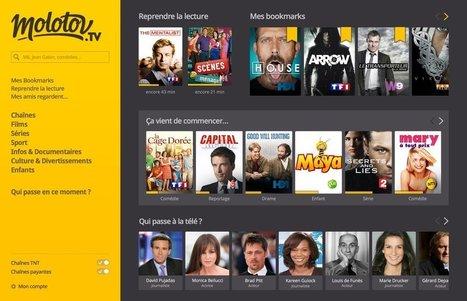 Molotov TV arrive enfin sur Android, inscrivez-vous à la bêta | L'e-Space Multimédia | Scoop.it