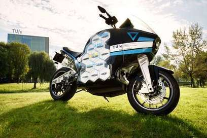 TU/e student team presents first electric touring motorcycle | Sustain Our Earth | Scoop.it