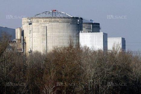 Fessenheim : mise à l'arrêt de l'unité de production n°1   Actu de la maintenance   Scoop.it