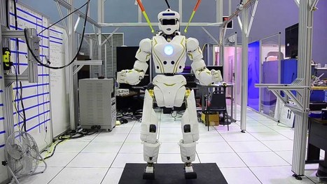 Valkyrie: NASA's Superhero Robot | Une nouvelle civilisation de Robots | Scoop.it