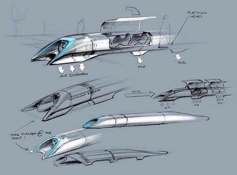 Hyperloop, Elon Musk dreams of a fifth mode of ... - Green Prophet | Green Cyprus | Scoop.it