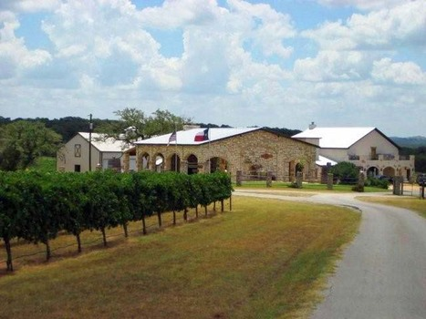 On a Tank of Gas: Texas Wine Trail | Winecations | Scoop.it