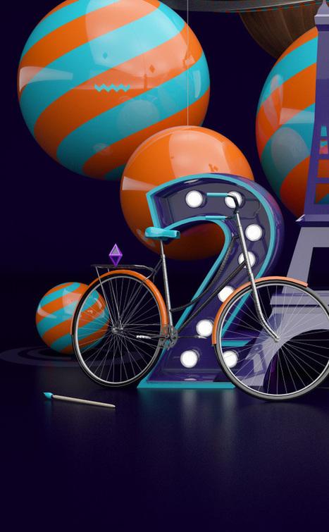 Eye catching Typography | Design | InspirationMart.com | Inspiration mart | Scoop.it