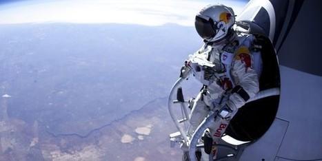 Buzz réussi pour Red Bull et Felix Baumgartner | red bull | Scoop.it