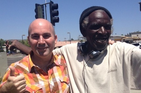 Click here to support Help this Homeless Man Rent a Home. by Christopher Arnell | SocialAction2014 | Scoop.it
