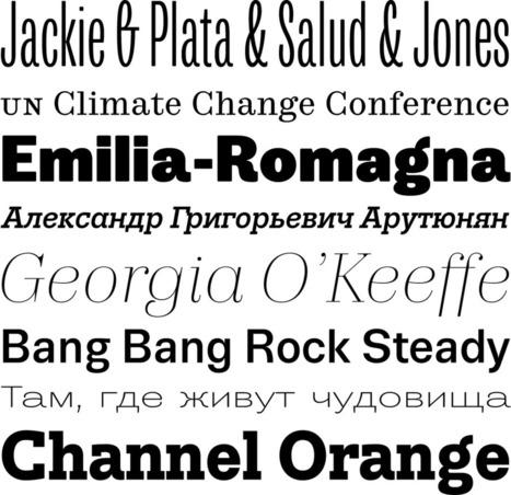 Typefacts | i migliori del 2012 | PaginaUno - Arte&Design | Scoop.it