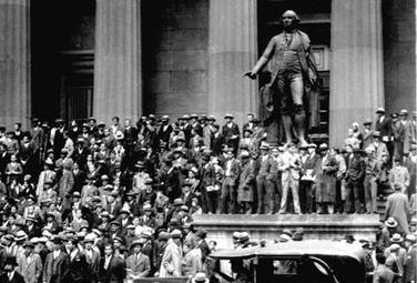 Il tempo e la storia: La crisi del `29 | AulaWeb Storia | Scoop.it