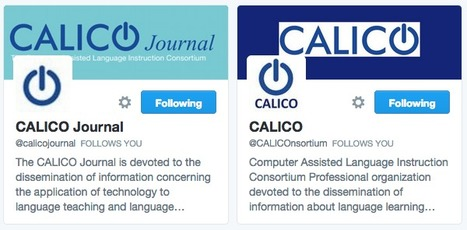 CALICO 2017 - Multilingualism and digital literacies | TELT | Scoop.it