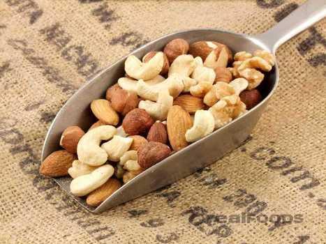 Real Foods Organic Mixed Nuts 5 Nuts Bulk Wholesale Online Edinburgh, Scotland, UK   Vegan & Vegetarian   Scoop.it