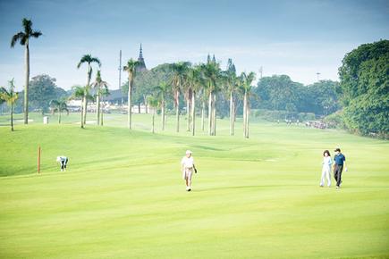 Indonesia wants to become major golf destination - Jakarta Post | Scoop Indonesia | Scoop.it