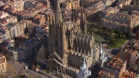 What Gaudí's Sagrada Família Will Look Like in 2026 | 建築 | Scoop.it