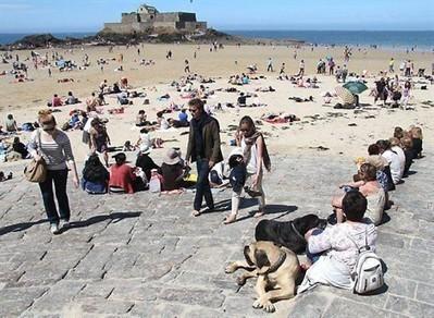 La fréquentation touristique décolle enfin - ouest-france.fr | OT et régions touristiques de France | Scoop.it