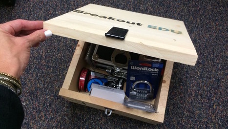 Breakout EDU - You Had Me At Breakout! - @FractusLearning | ConnectEd Scoops | Scoop.it