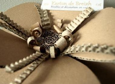Présentation - Karton de Breizh | meubles et objets en carton | Scoop.it