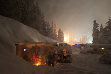 Snow Fall: The Avalanche at Tunnel Creek | Storytelling in the Digital Age | Scoop.it