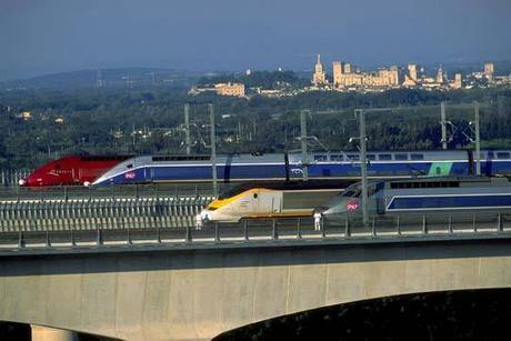 High Speed Trains, France Routes and Trains | Rail Europe | Graded Unit HND | Scoop.it