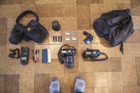What's In Your Camera Bag?: Photojournalist Ed Kashi - Feature Shoot | SUBDocument | Scoop.it