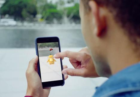 Pokémon Go : entre succès et fails   Marketing in a digital world and social media (French & English)   Scoop.it