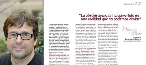 Un debate sobre obsolescencia planificada | Digitalismo.com | Educación y Tecnologías | Scoop.it