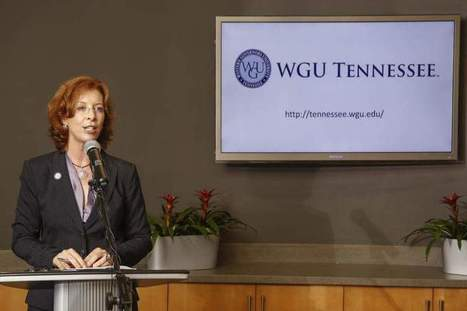 WGU Tennessee brings a new higher-education alternative to Tennesseans - Clarksville Leaf Chronicle | JRD's higher education future | Scoop.it