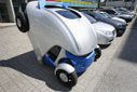 Finally, an Electric Car that Parks Itself and Folds Up - TIME | Social Network for Logistics & Transport | Scoop.it