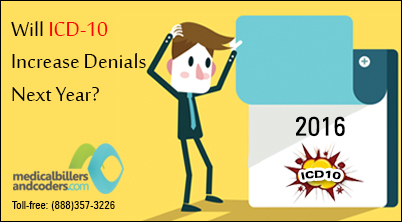 Will ICD-10 Increase Denials Next Year? | ICD-10 | Scoop.it