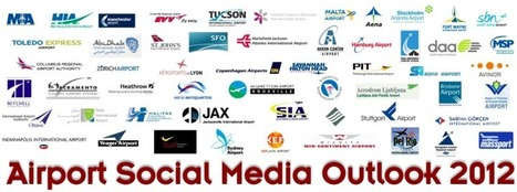 [Report & Infographic] Airport Social Media Outlook 2012: Resource allocation, Challenges and ROI | SimpliFlying | Leads from social media | Scoop.it