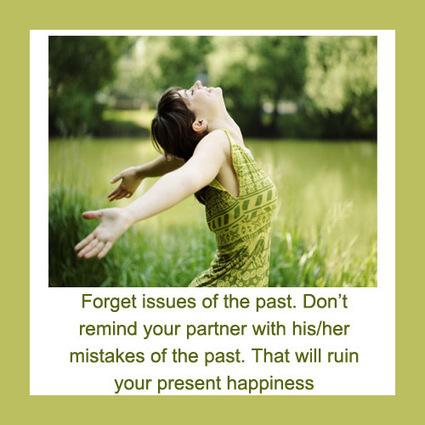 40 Secrets for Happy Life.... - Imgur | Inspirational Stuff | Scoop.it