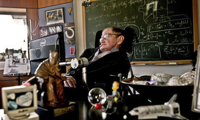 In the black (hole): Stephen Hawking wins £1.8m physics prize | Gavagai | Scoop.it