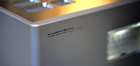 ampli Luxman M900u | Chant Libre - hifi - produits www.chantlibre.fr | Scoop.it