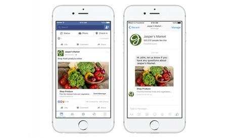 Facebook brings ads to Messenger | AdJourney - Marketing & Advertising Journey | Scoop.it